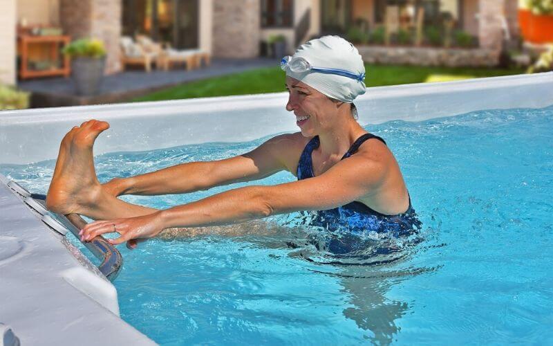 Stwórz plan treningu wodnego