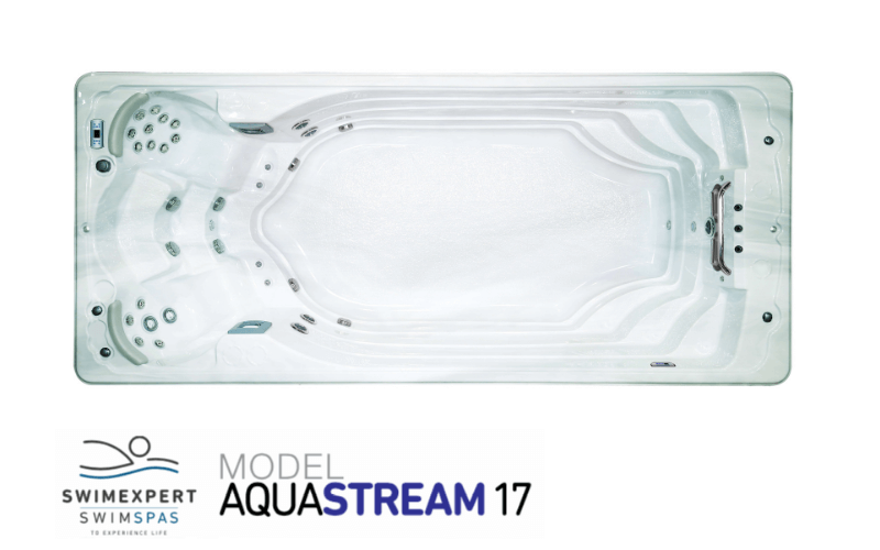 Model AquaStream17 serii SwimExpert