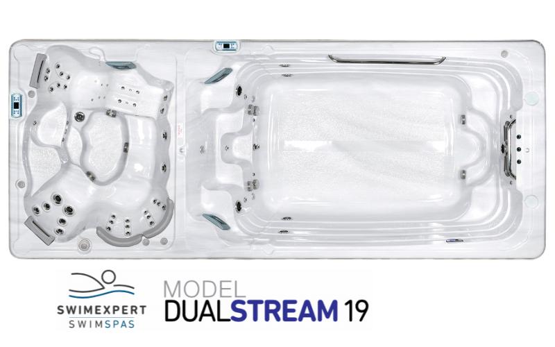 Model DualStream19 serii SwimExpert