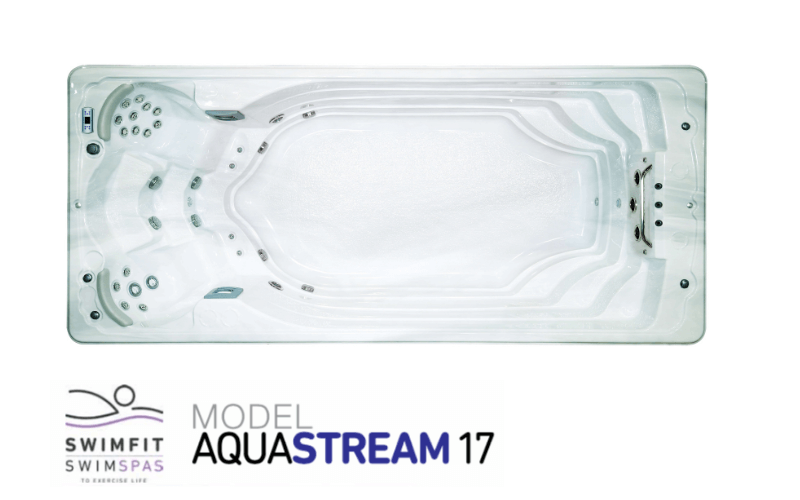 Model AquaStream17 serii SwimFit