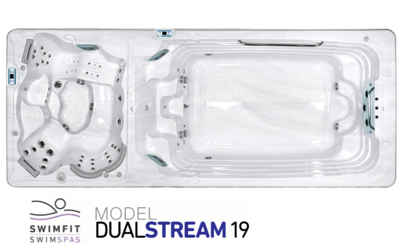 Model DualStream19 serii SwimFit