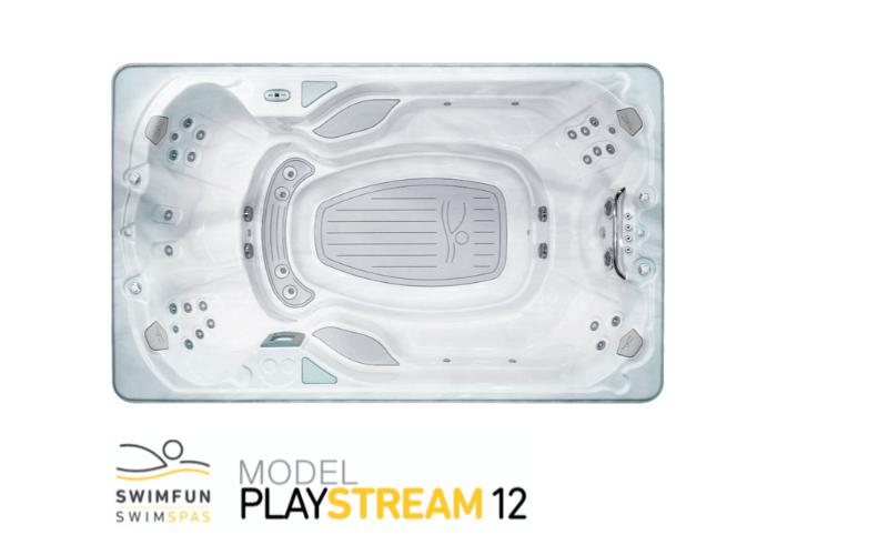Model PlayStream12 serii SwimFun